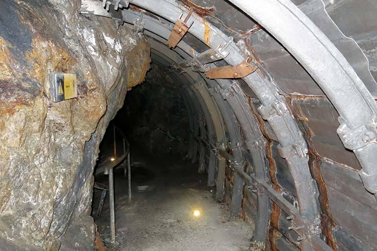 Parque minero de Almaden