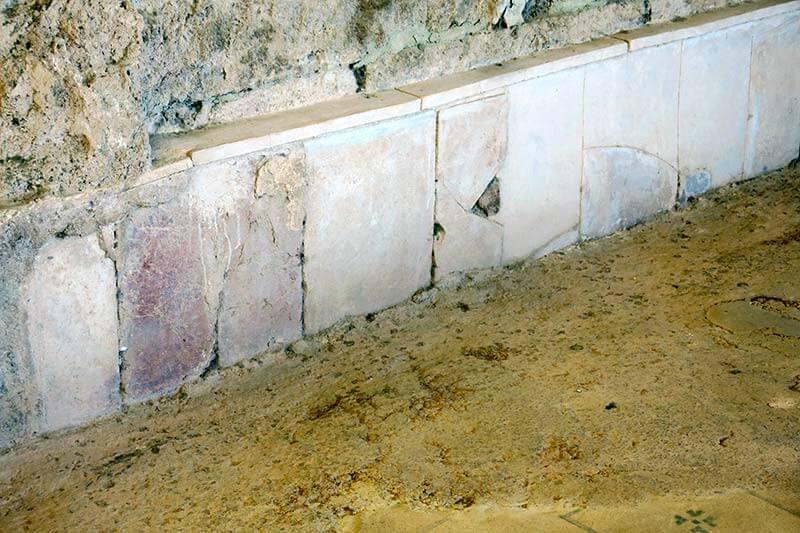 Villa romana El Ruedo Almedinilla