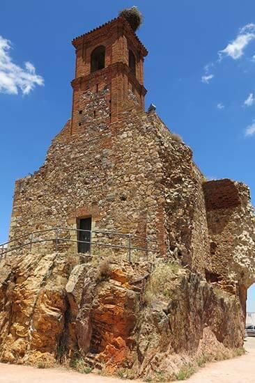 Almaden Castillo de Retamar