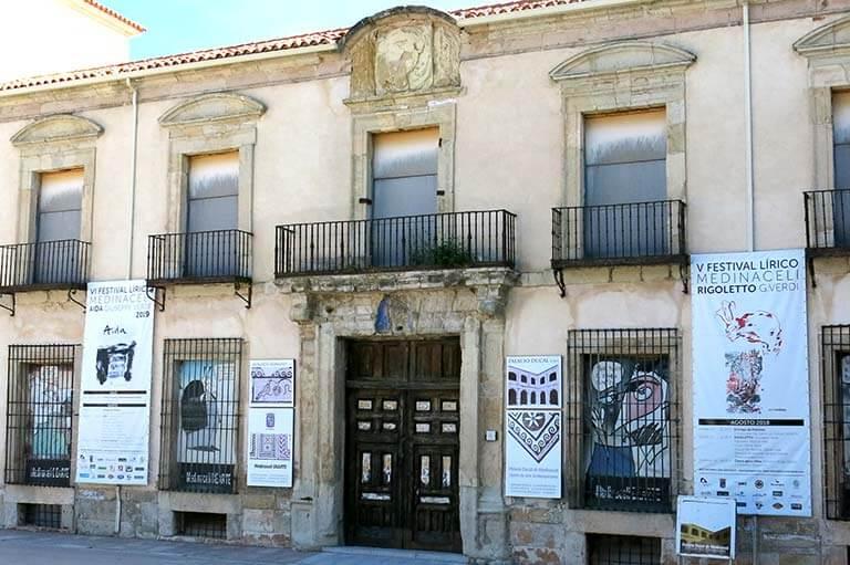 Medinaceli Palacio Ducal