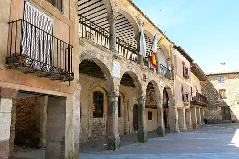 Medinaceli Alhondiga