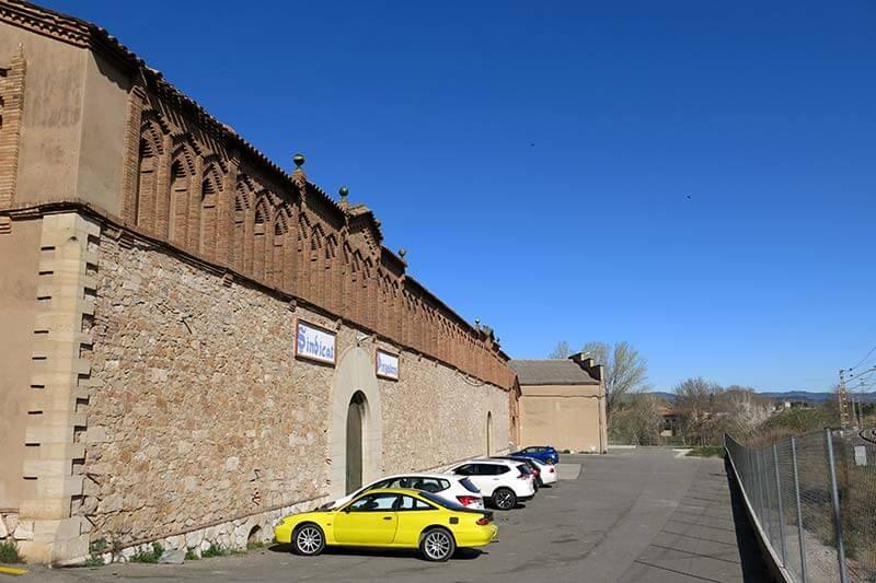 Celler modernista Montblanc