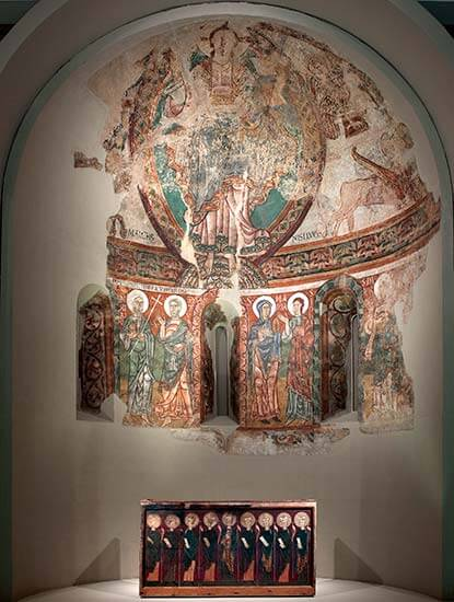 Esglesia de Sant Pere de La Seu d'Urgell MNAC