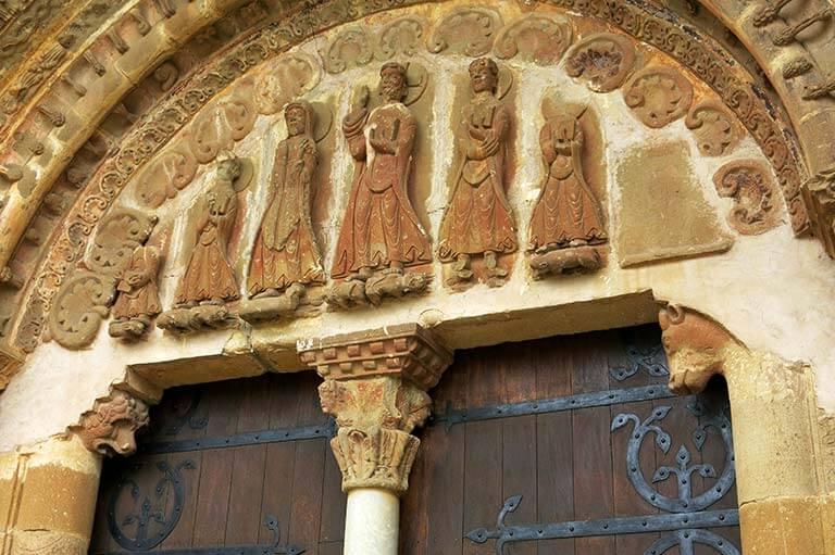 Monasterio de Leyre, Porta Speciosa