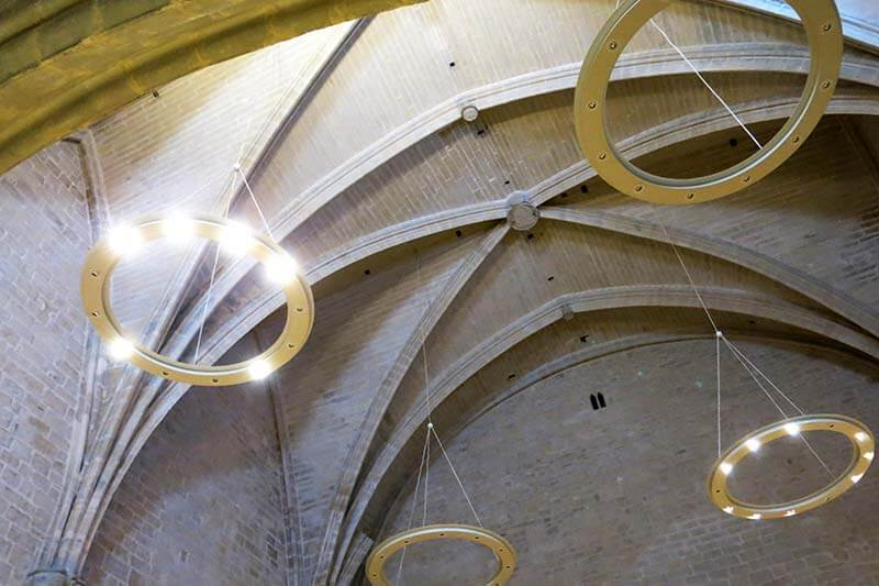 Ujue Iglesia-fortaleza de Santa Maria