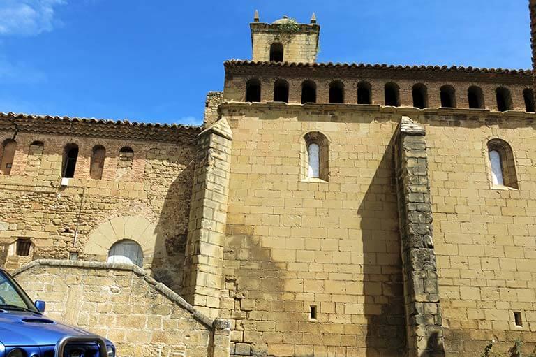 Aguero Iglesia de San Salvador