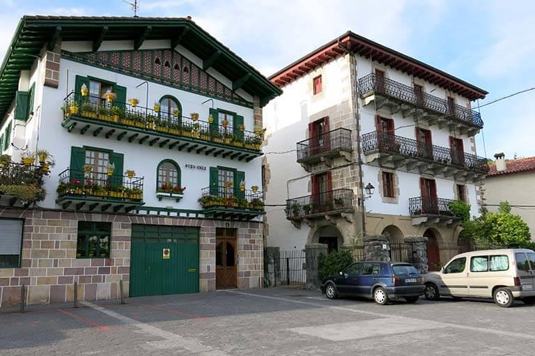 Bera, Navarra