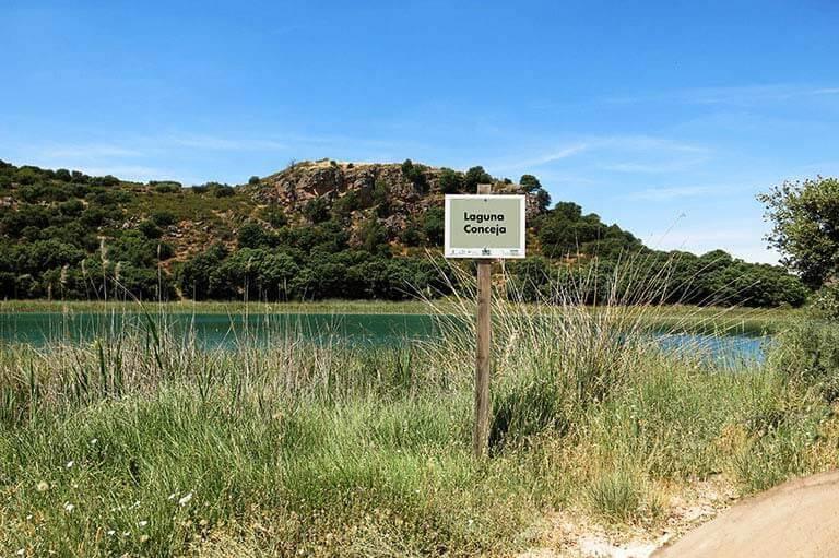 Lagunas de Ruidera Laguna Conceja