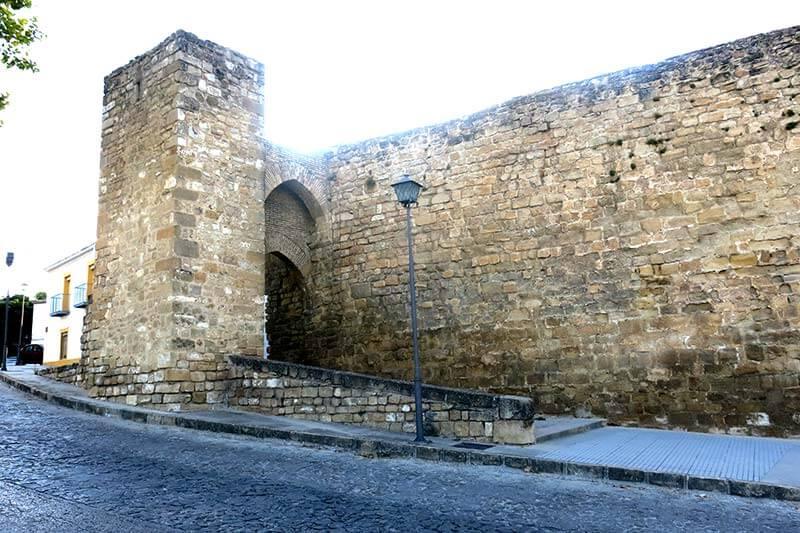 Ubeda Puerta de Santa Lucia