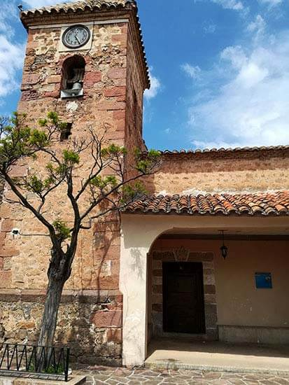 Bezas Iglesia de la Visitacion