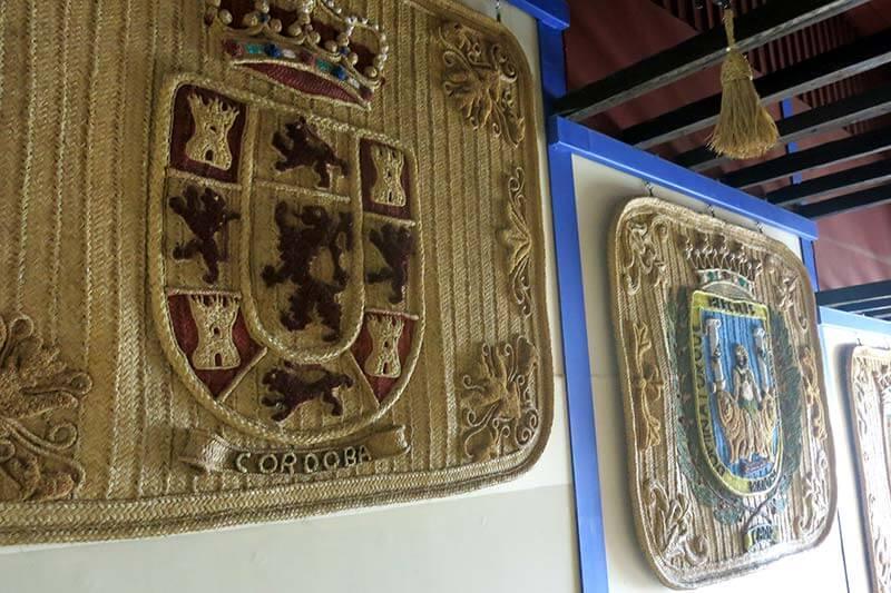 Museo El Molino Viejo, Cabra Felipe Cobo Montes Trabajos en esparto