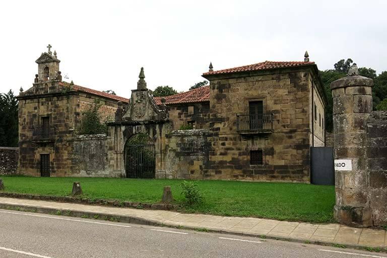 Palacio de Juan Cuesta Mercadillo o de La Rañada, Lierganes, Cantabria
