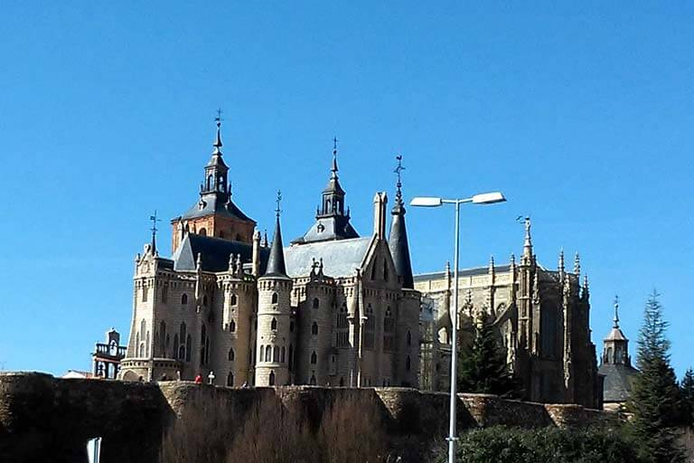 Astorga, Palacio Episcopal