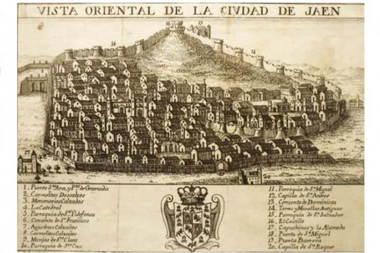 Castillo de Santa Catalina, Jaen