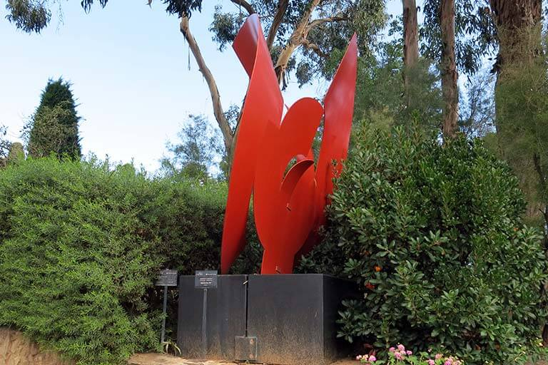 """Jardins de Cap Roig Calella de Palafrugell Amadeo Gabino """"Agamenón III"""""""