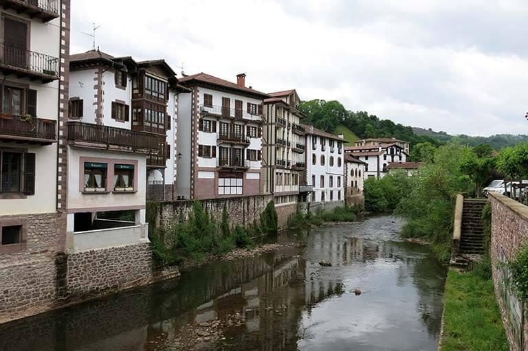 Elizondo, rio Baztan