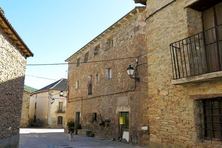 Anzanigo, Huesca