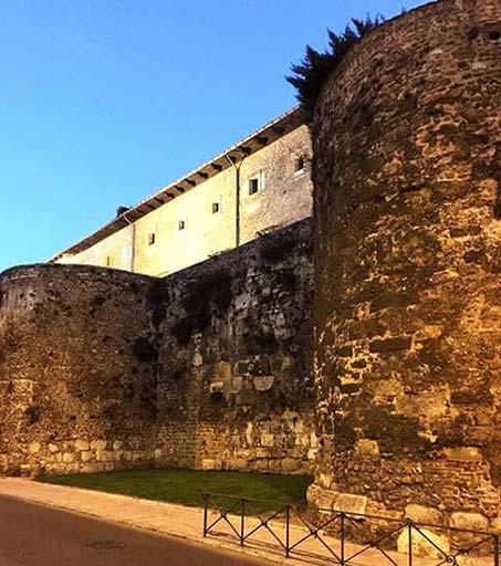 Leon, muralla