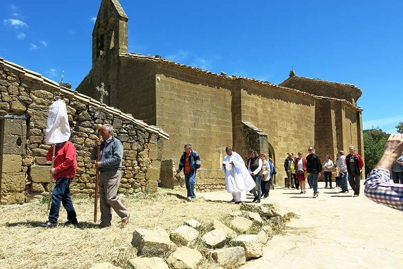 Iglesia de Concilio Huesca