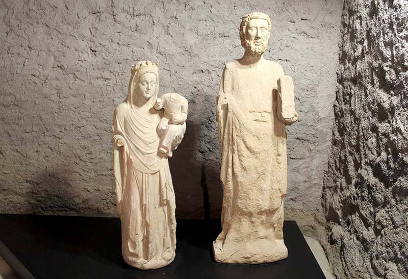 Mare de Déu de Sedó i Sant Pere de Cubells. Museu Diocesa de La Seu d'Urgell
