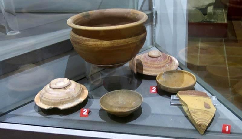 Museo Historico-Arqueologico de Almedinilla iberos