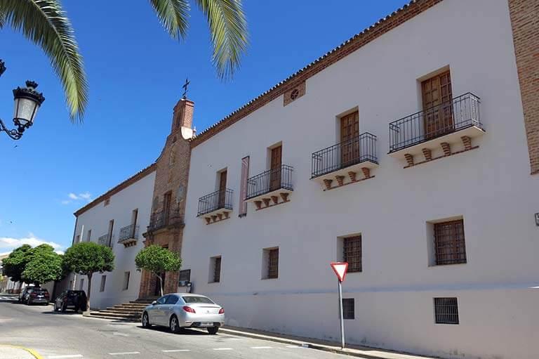 Almaden Hospital de mineros de San Rafael