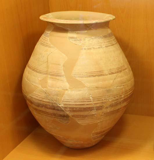 Ullastret Museo ceramica