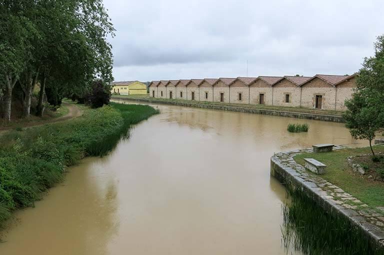 Canal de Castilla, Alar del Rey