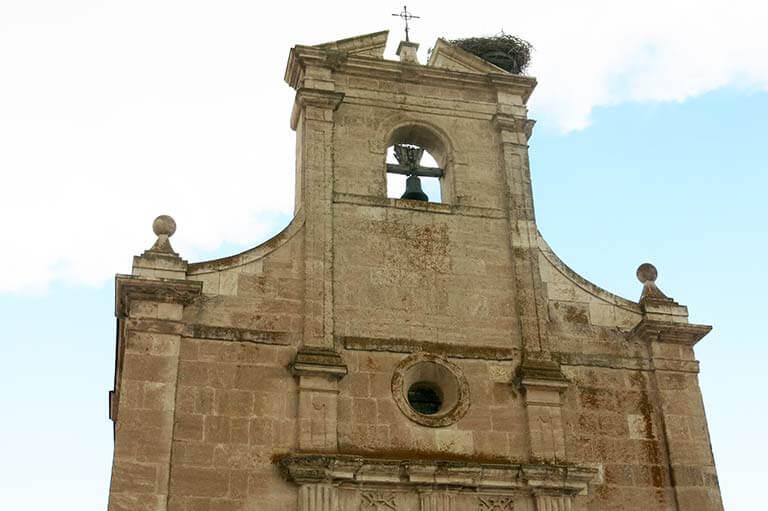 Ermita del Cristo de la Esperanza, Valoria la Buena, Valladolid