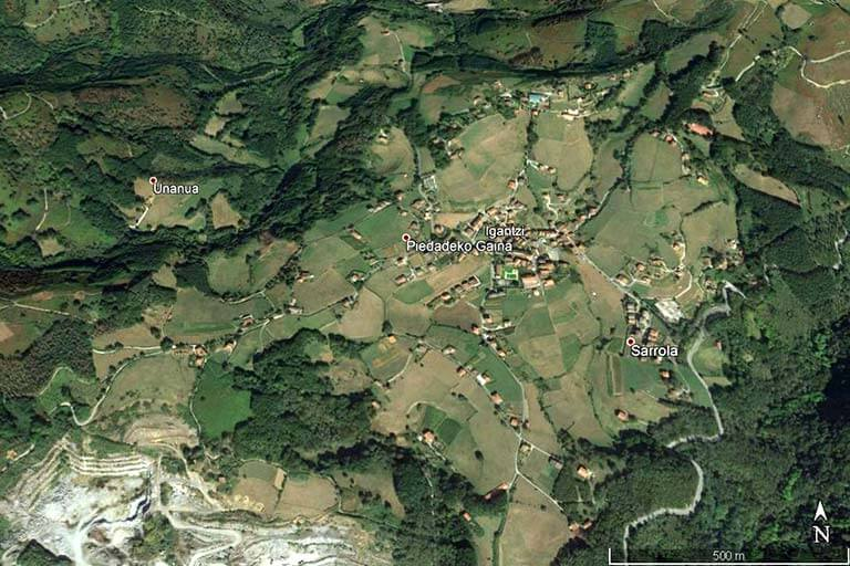 F47 Igantzi (Google earth 2019-11-26)