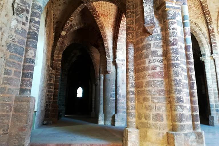 Iglesia del Castillo de Calatrava la Nueva