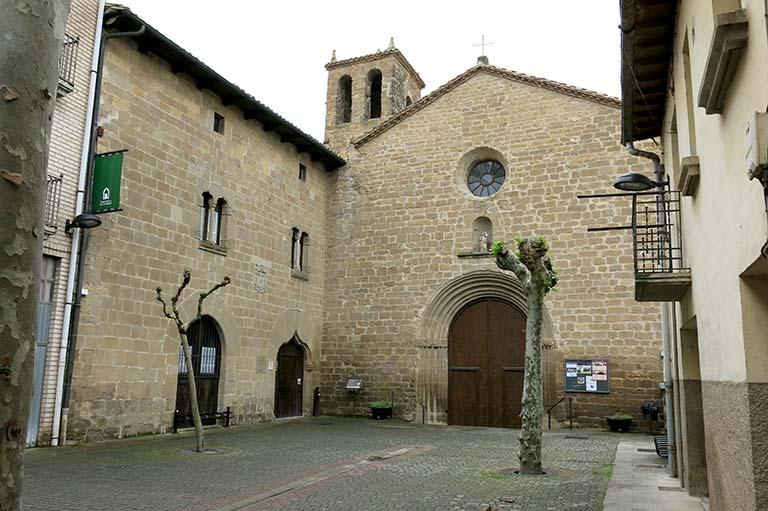 Sanguesa, Convento de Ntra. Sra. del Carmen