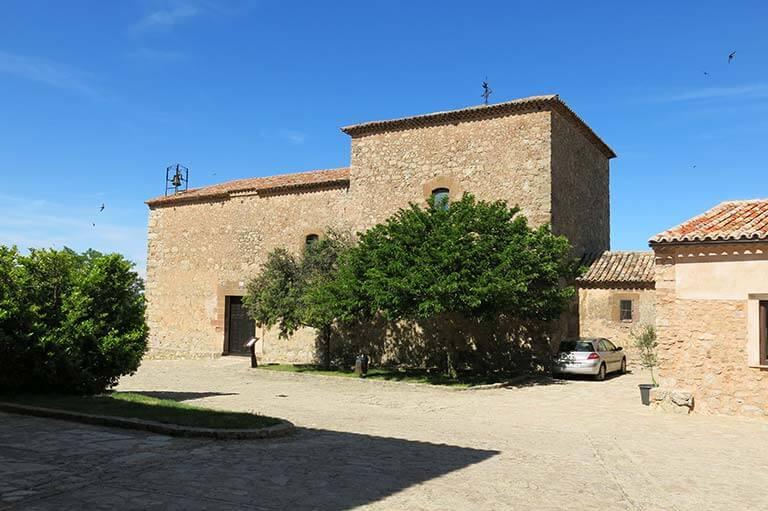 Medinaceli Ermita Beato Julian de San Agustin