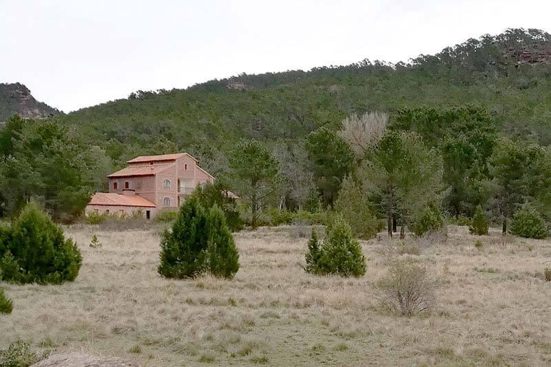 Abrigos de Tormon Casa forestal