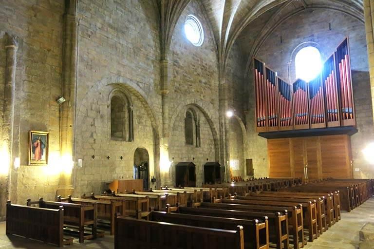 Monasterio de Leyre, Navarra