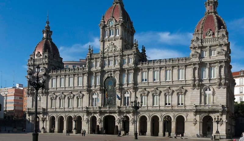 Palacio Municipal de A Coruña