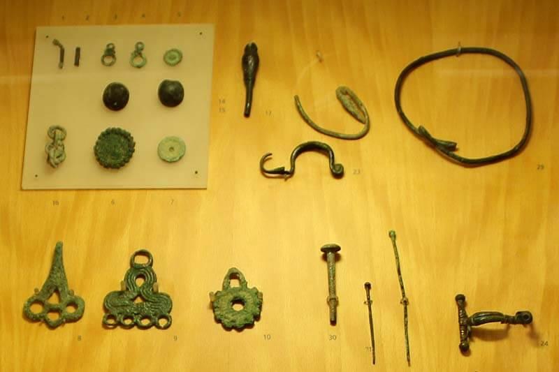 Ullastret Museo Metalurgia