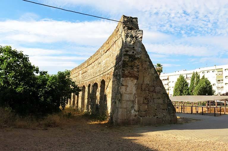 Merida Acueducto de Rabo de Buey-San Lazaro