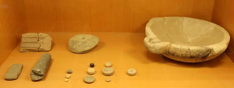 Ullastret Museo Trabajo-de-la-piedra