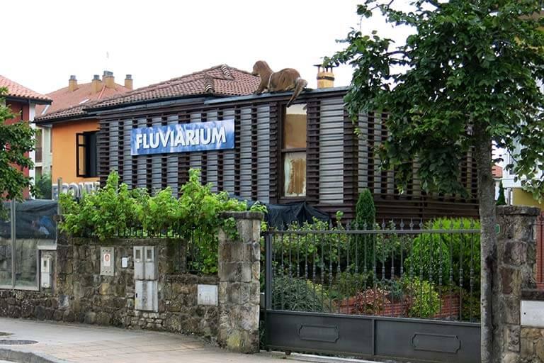 Ecomuseo-Fluviarium de la Montaña y Cuencas Fluviales Pasiegas, Lierganes, Cantabria