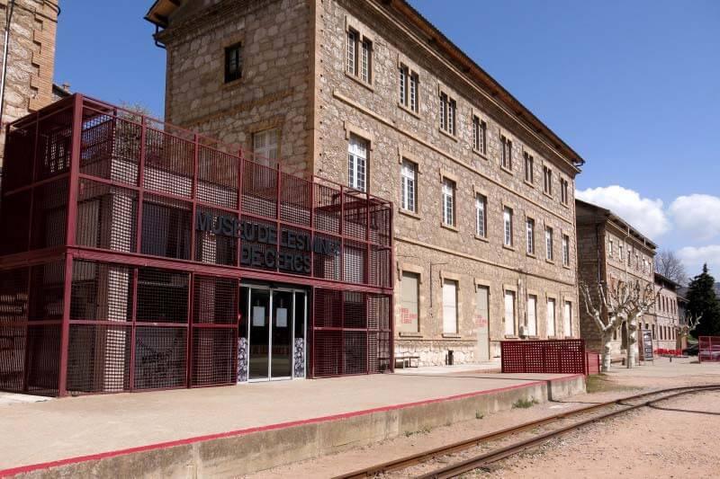 Museu de les mines de Cercs. Colònia St Corneli