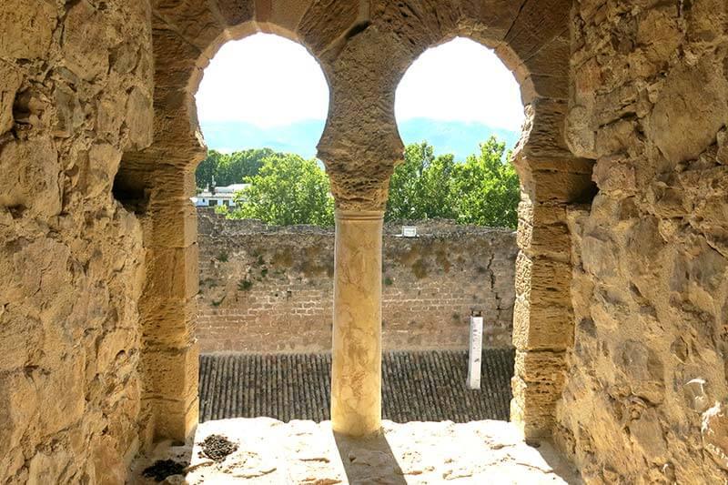 Castillo de Priego de Cordoba