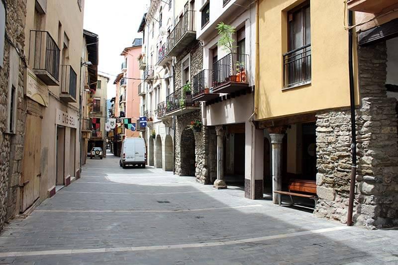 La Seu d'Urgell carrer canonges