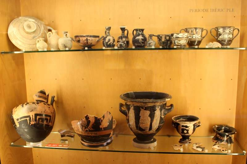 Ullastret Museo Comercio