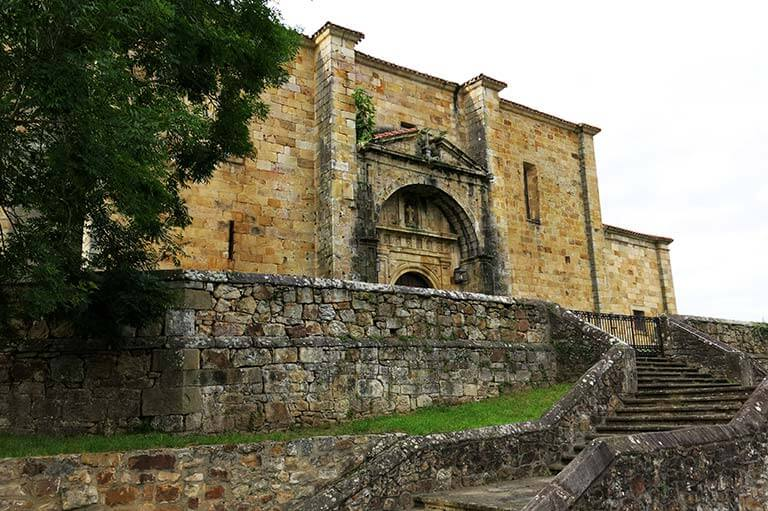 Iglesia de San Pedro ad Vincula, Lierganes, Cantabria