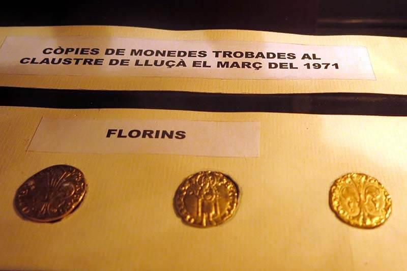 Monestir de Santa Maria de Lluça Museo