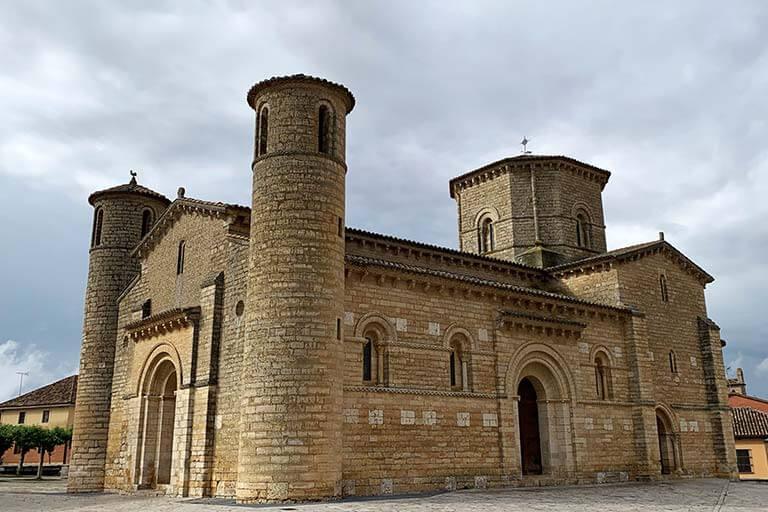 San Martín de Tours, Fromista, Palencia