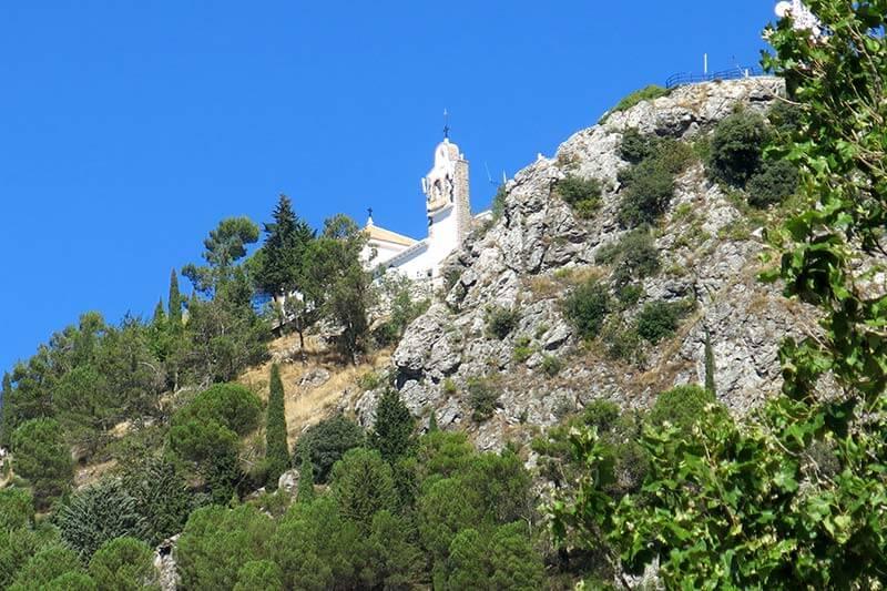 Cabra Santuario de María Santísima de la Sierra