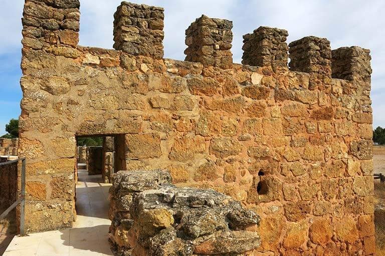 Castillo de Peñarroya. Argamasilla de Alba. Ciudad Real