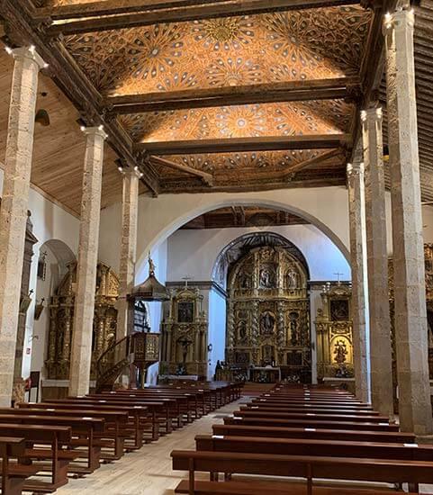Santa María de Fuentes de Nava, Palencia